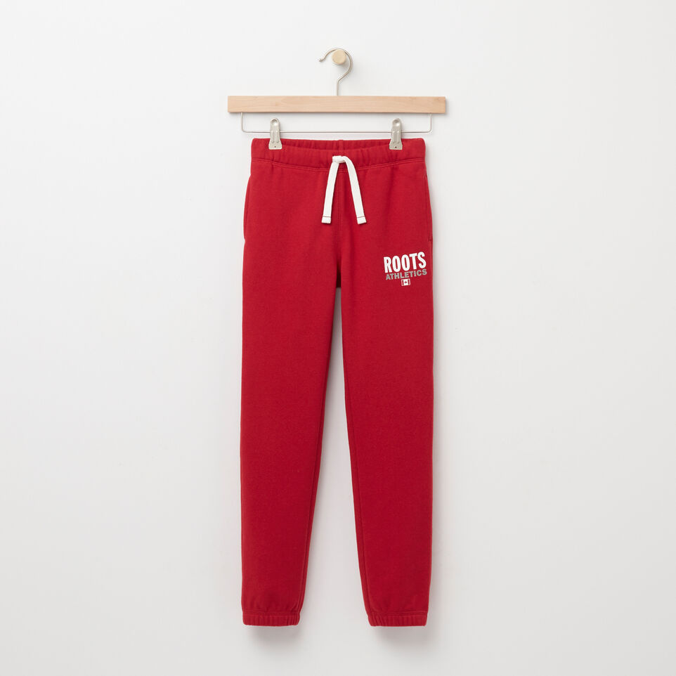 Roots-undefined-Girls Roots Re-issue Sweatpant-undefined-A