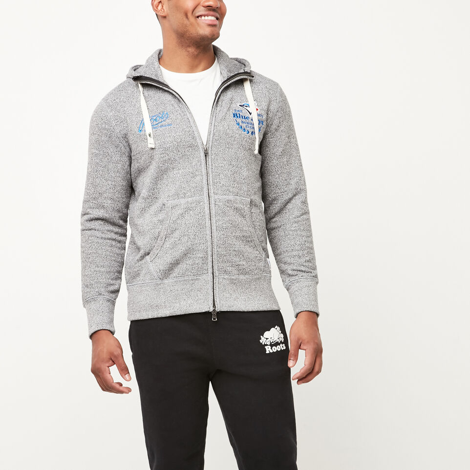 Roots-undefined-Mens Blue Jays Zip Hoody-undefined-A
