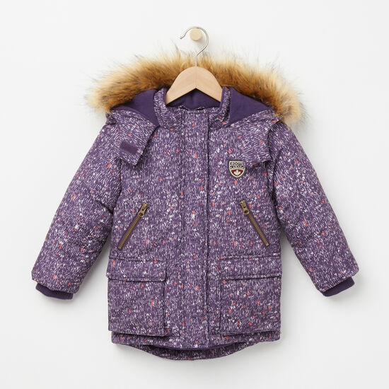 Roots-Kids New Arrivals-Toddler Western Fields Parka-Valley Purple-A