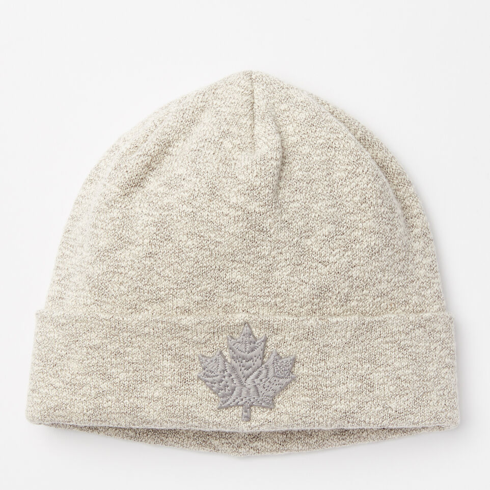 Roots-undefined-Snowy Fox Cuff Toque-undefined-A