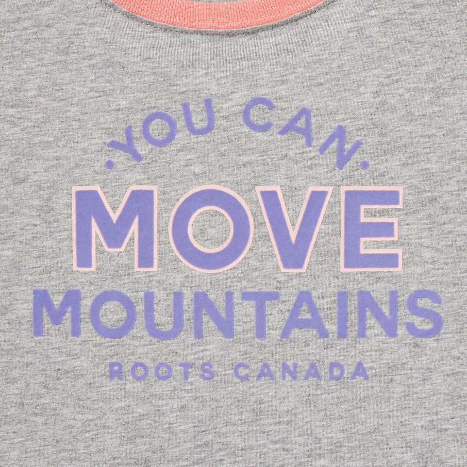 Roots-undefined-T-shirt Get Outside pour filles-undefined-D