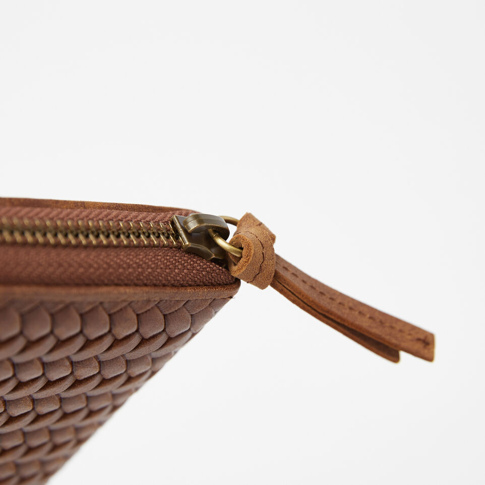 Roots-undefined-Zip Around Clutch Woven-undefined-E