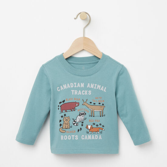 Baby Roots Canada T-shirt