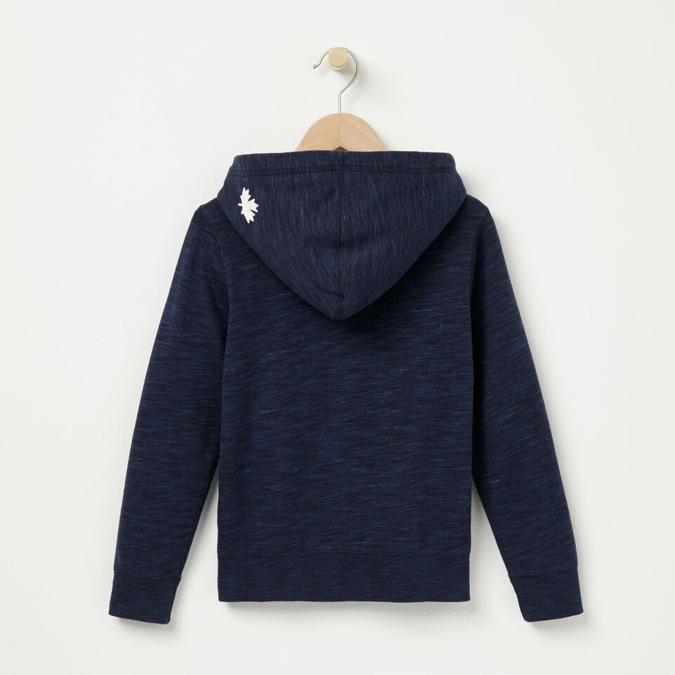 Roots-undefined-Boys Space Dye Full Zip Hoody-undefined-B