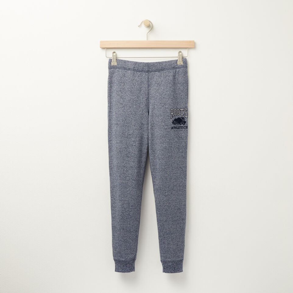Roots-undefined-Boys Roots Cabin Slim Sweatpant-undefined-A