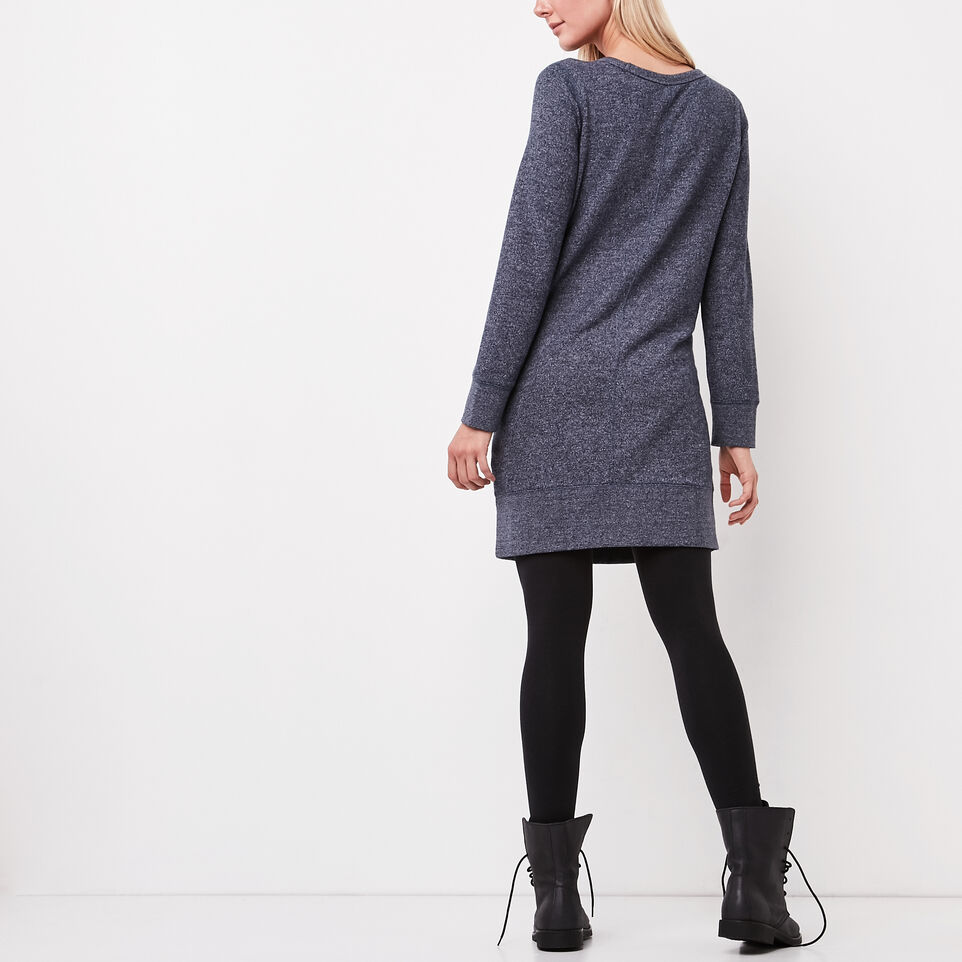 Roots-undefined-Cozy Fleece Dress-undefined-D