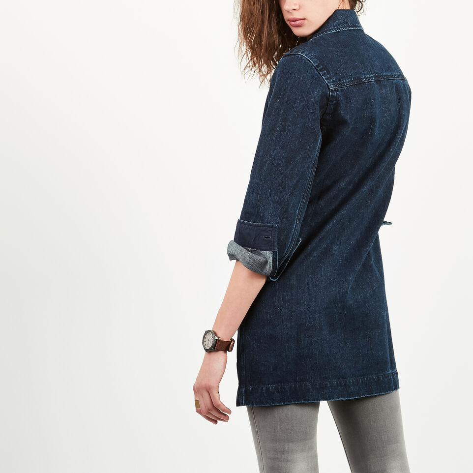 Roots-undefined-Denim Drafting Coat-undefined-E