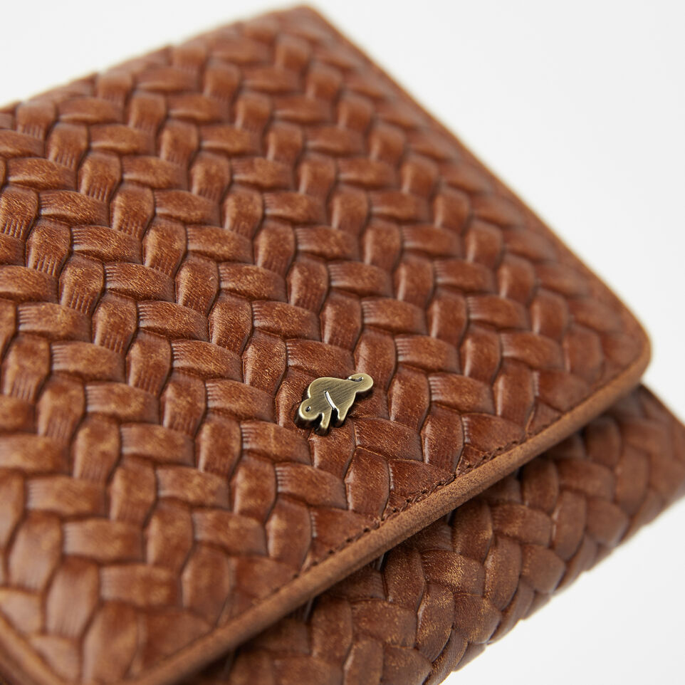 Roots-undefined-Easy Trifold Wallet Woven-undefined-D