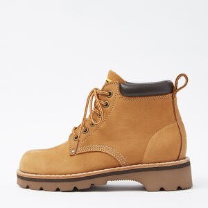 Roots-Footwear Boots-Womens Tuff Boot Waterbuck-Honey-A