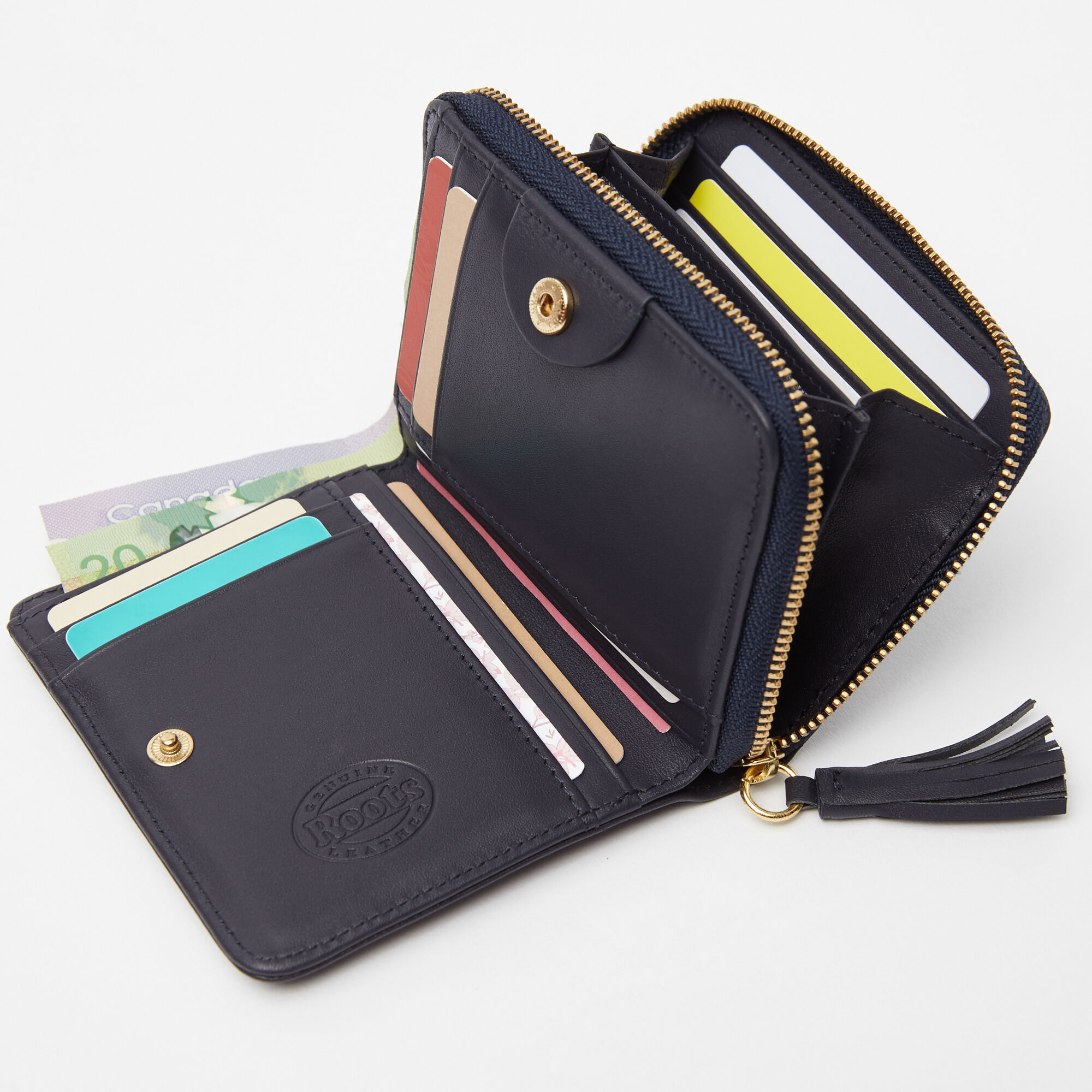 Small Tassel Wallet Bridle
