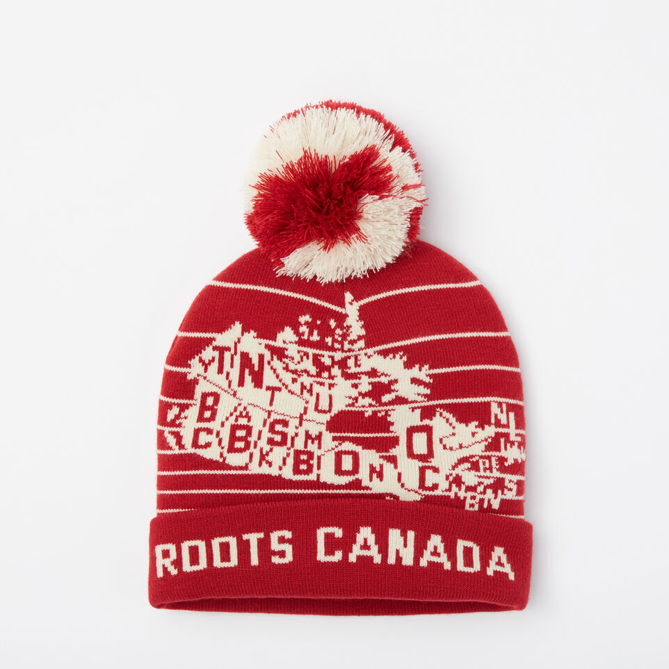 Roots-undefined-Tuque Carte Canada-undefined-A