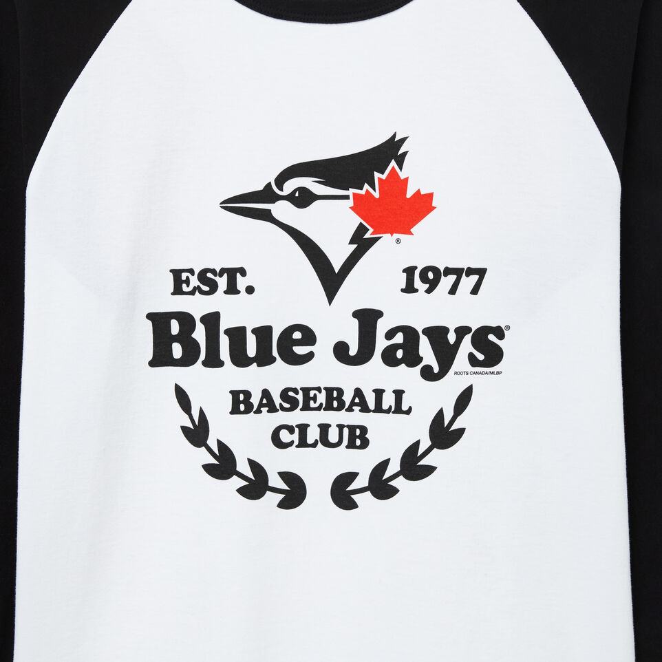 Roots-undefined-Mens Blue Jays Ag Baseball T-shirt-undefined-C