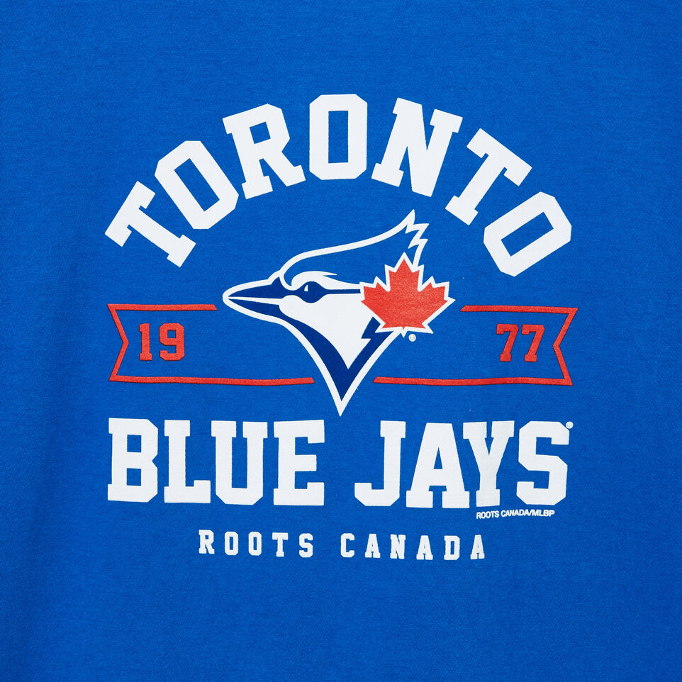 Roots-undefined-T-shirt Bann Blue Jays-undefined-C