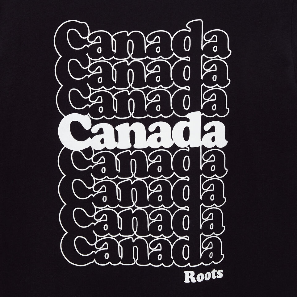 Roots-undefined-T-Shirt Empilé Canada Homme-undefined-C