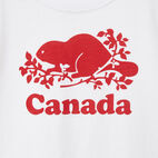 Roots-undefined-Tout-Petits T-shirt Canada Cuivre-undefined-C