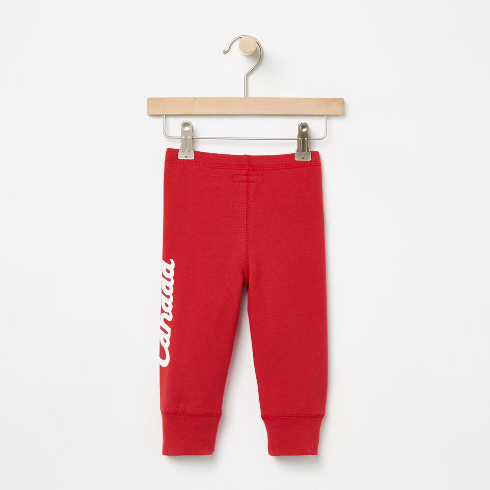 Roots-undefined-Baby Heritage Canada Cozy Legging-undefined-B