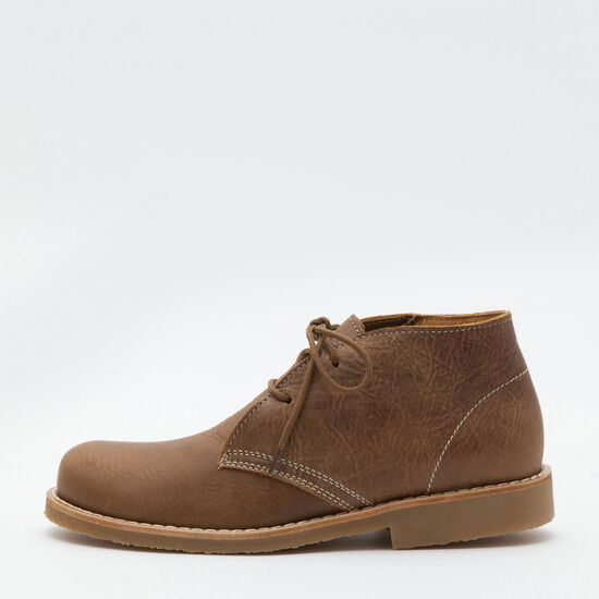 Roots-Chaussures Bottes-Botte Chukka Cuir Tribe-Afrique-A
