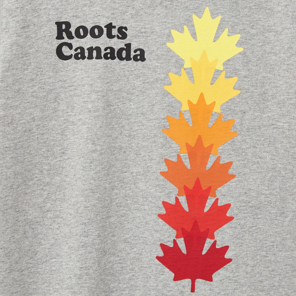 Roots-undefined-Boys Roots Canada Leaf T-shirt-undefined-C