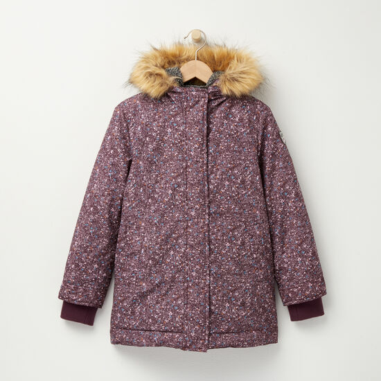 Girls Georgian Parka