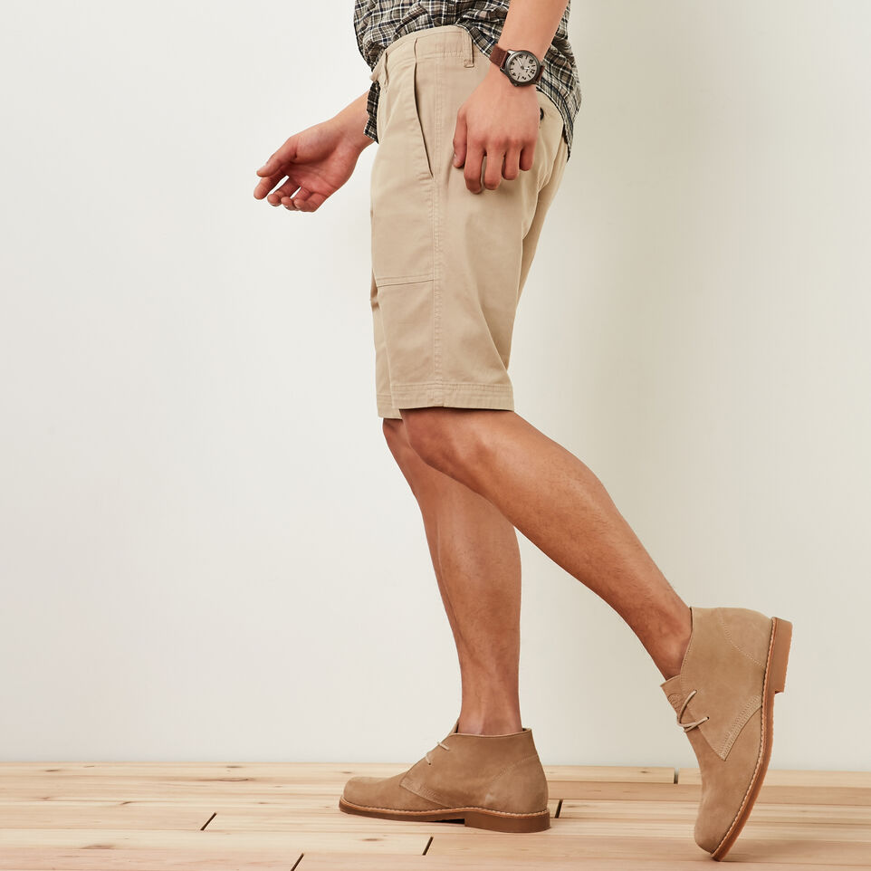 Roots-undefined-New Hiker's Shorts-undefined-B