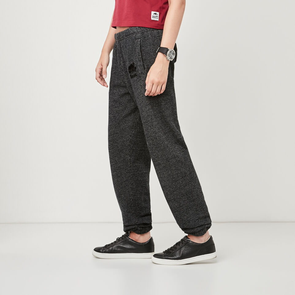 Roots-undefined-Black Pepper Boyfriend Sweatpants-undefined-D