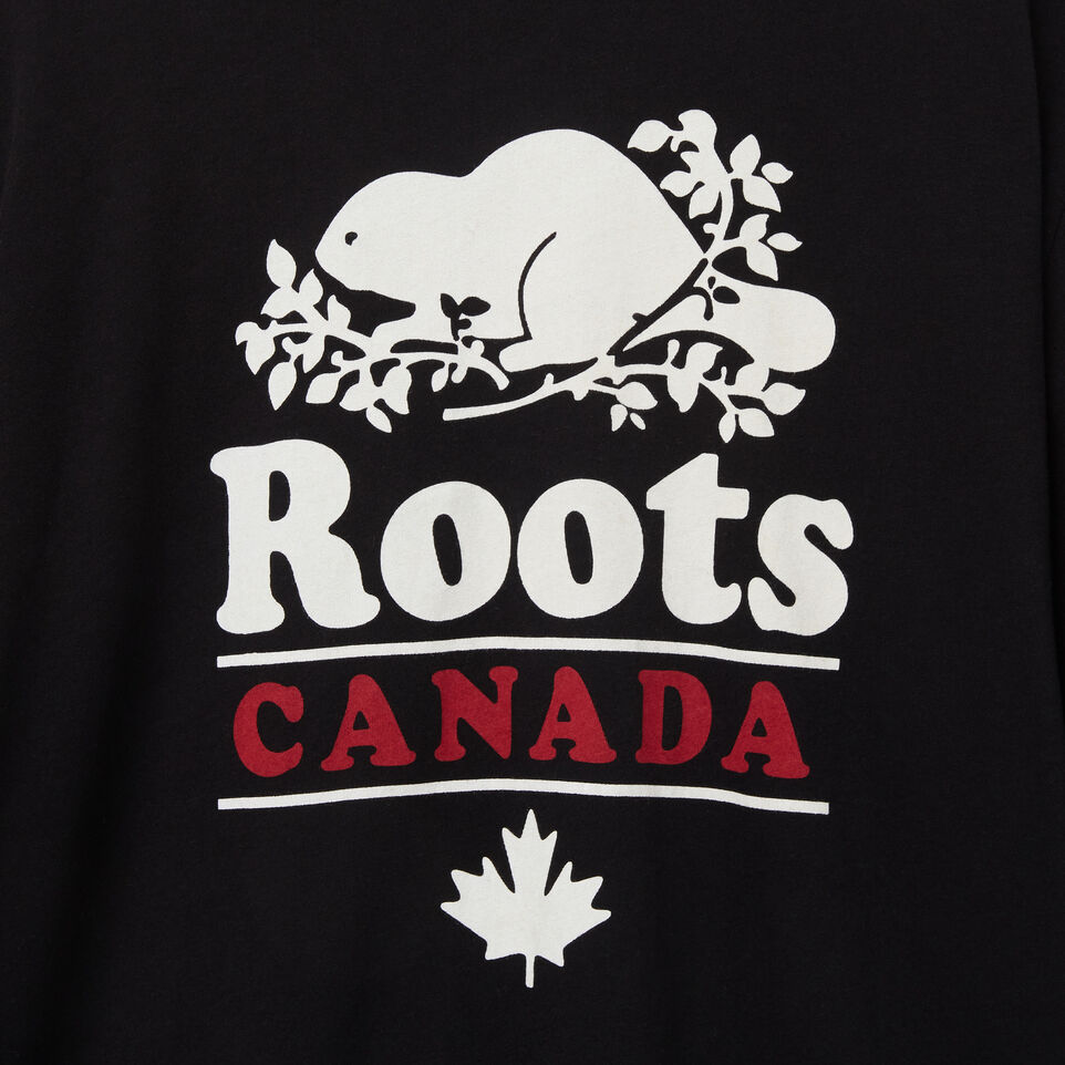 Roots-undefined-T-shirt Manches Longues-undefined-C