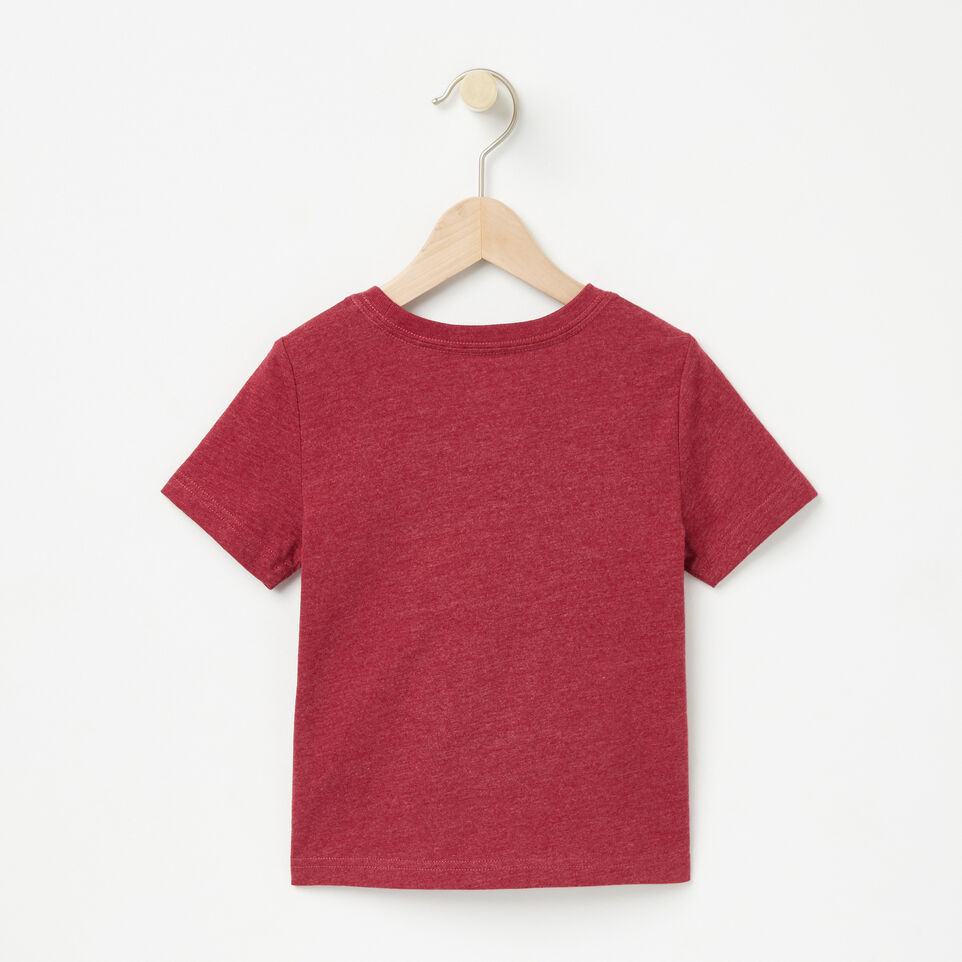 Roots-undefined-Tout-Petits T-shirt Laurier-undefined-B