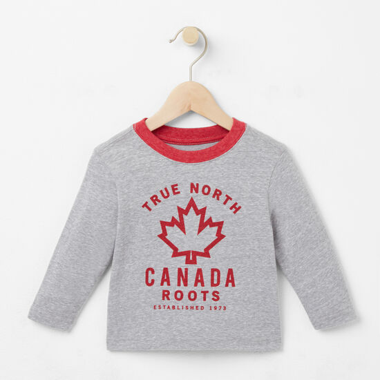 Bébés T-shirt True North