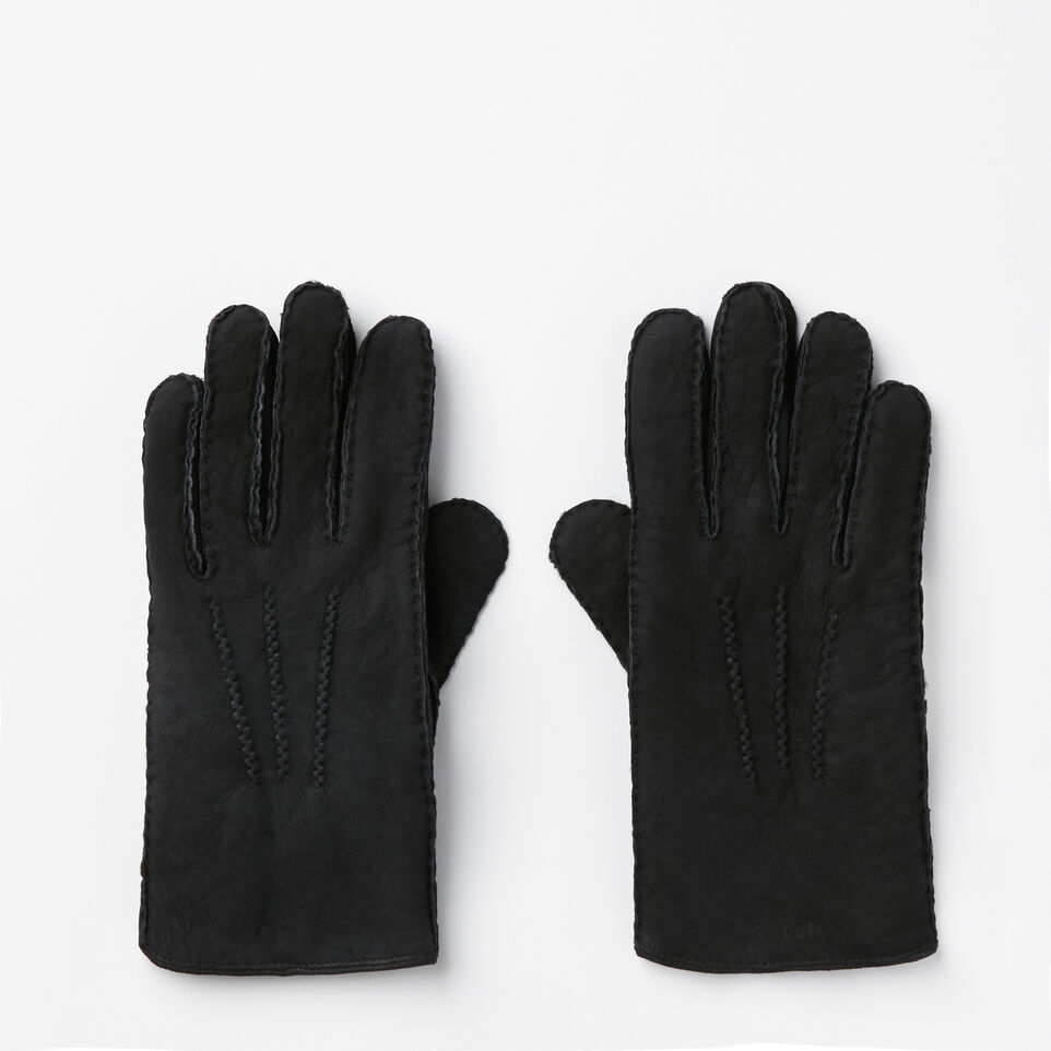 Roots-undefined-Mens Sheepskin Glove-undefined-A