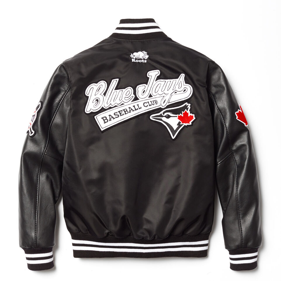 Roots-undefined-Blue Jays Nylon Jacket-undefined-B