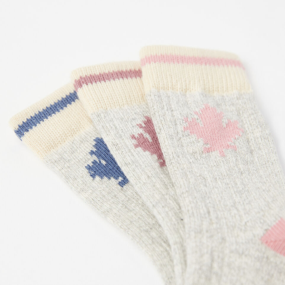 Roots-undefined-Toddler Maple Cabin Sock 3 Pack-undefined-C