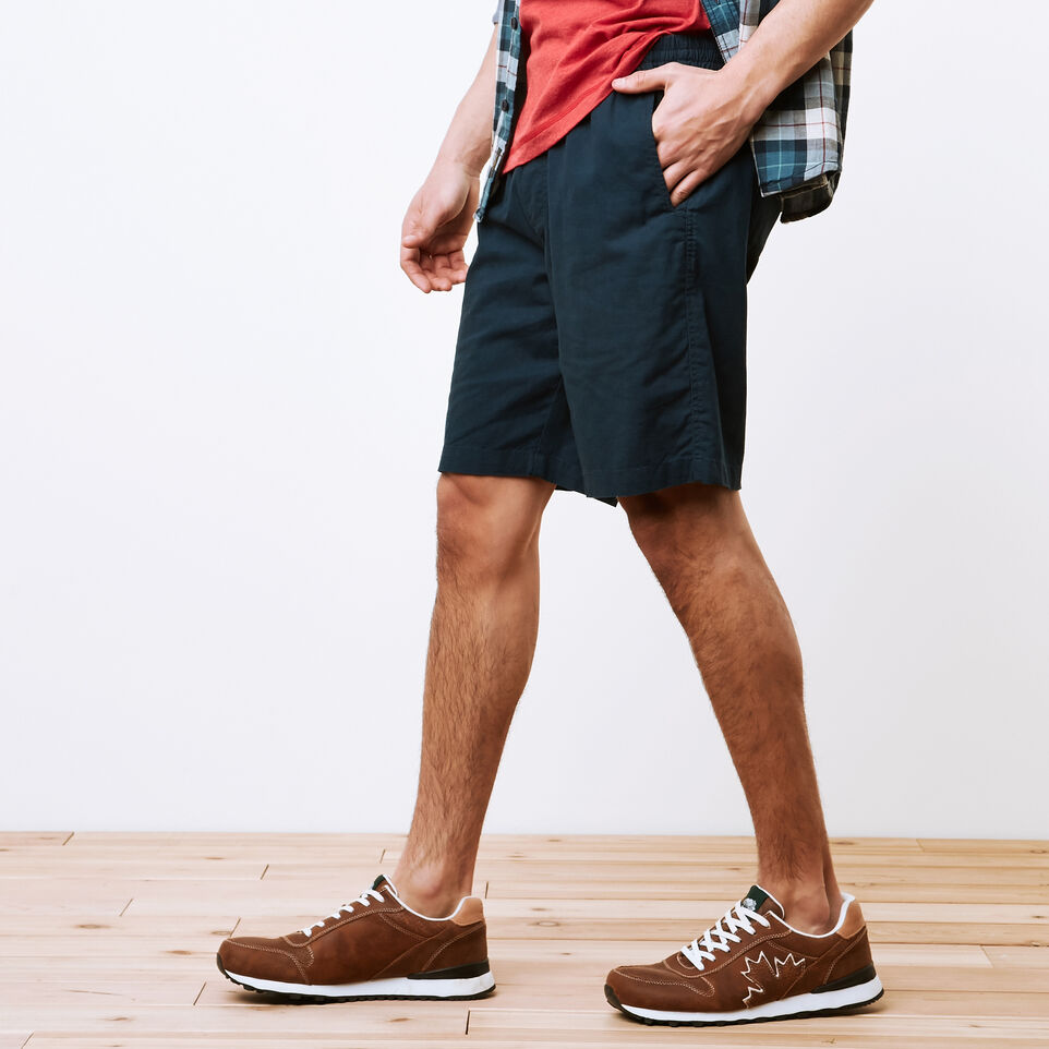 Roots-undefined-Campbell Hemp Shorts-undefined-B