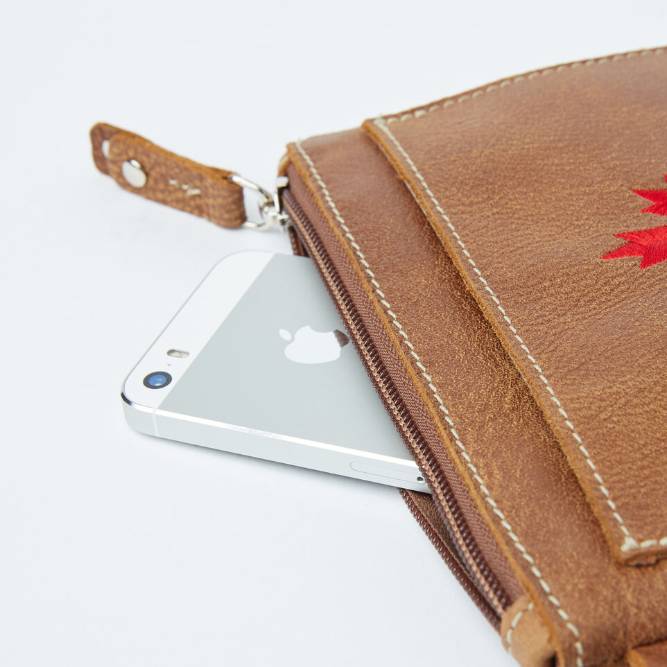 Roots-undefined-Maple Leaf Everyday Clutch Tribe-undefined-B