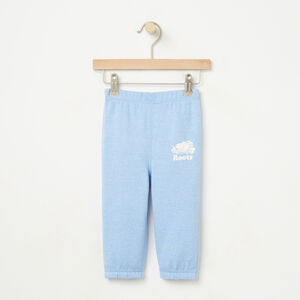 Roots-Kids Bottoms-Baby Roots Sweatpant-Provence Pepper-A