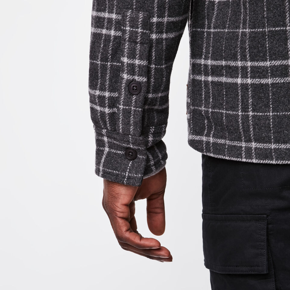 Roots-undefined-New Beaverhill Shacket-undefined-F