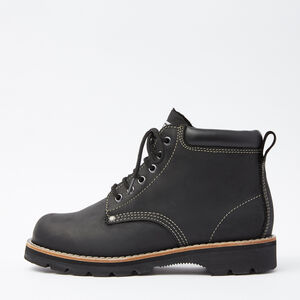Roots-Footwear Men's Footwear-Mens Tuff Boot Gaucho-Black-A