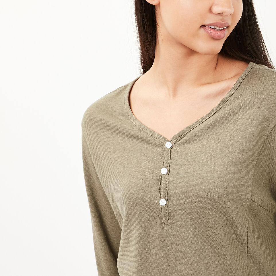 Roots-undefined-Haut Henley Flora-undefined-C
