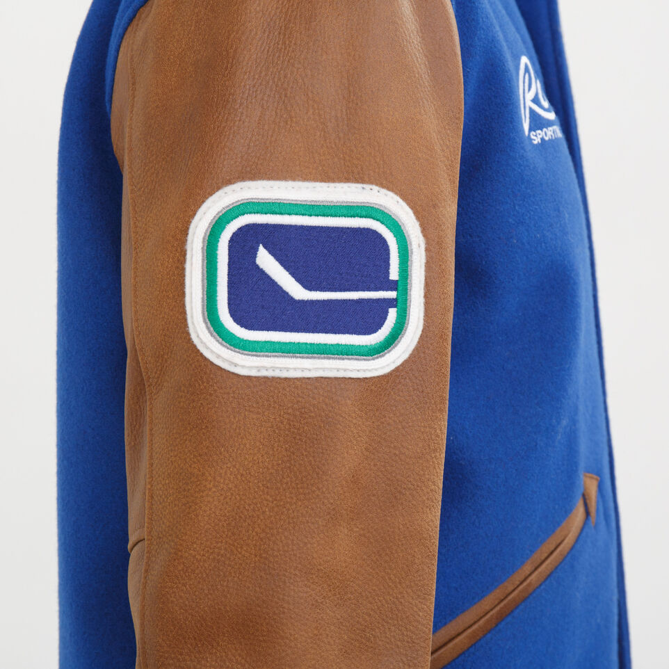 Roots-undefined-NHL Award Jacket Vancouver-undefined-F