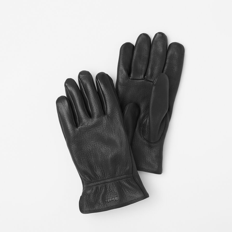 Roots-undefined-Mens Classic Nappa Gloves-undefined-A