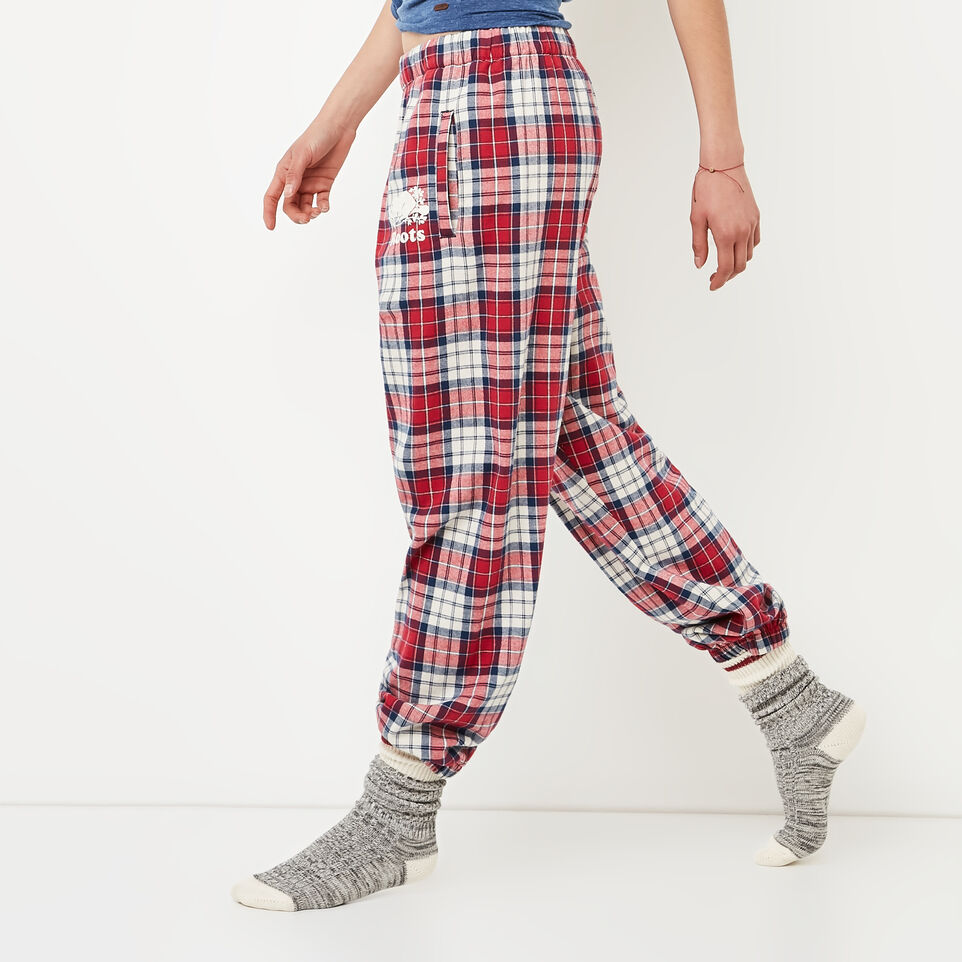 Roots-undefined-Womens Pocket Original Lounge Pant-undefined-B