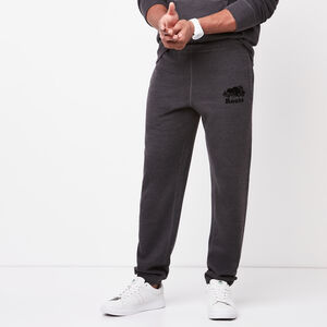 Roots-Men Original Sweatpants-Original Sweatpant-Forged Iron Pepper-A