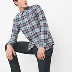 Roots-undefined-Resolute Flannel Shirt-undefined-A
