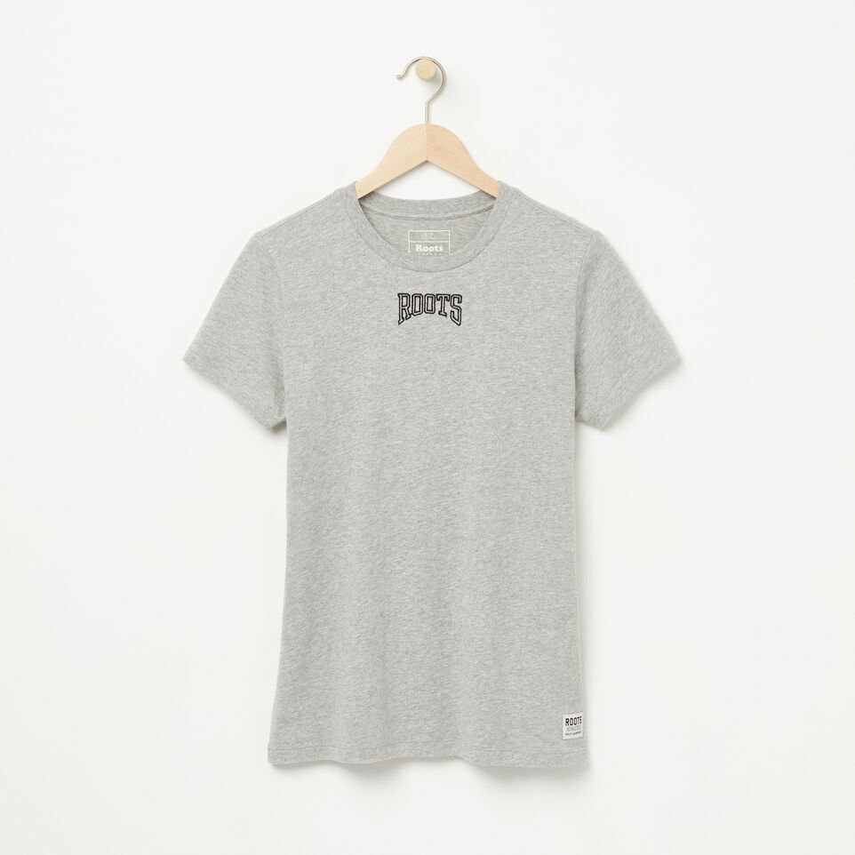 Roots-undefined-Micro Roots T-shirt-undefined-A