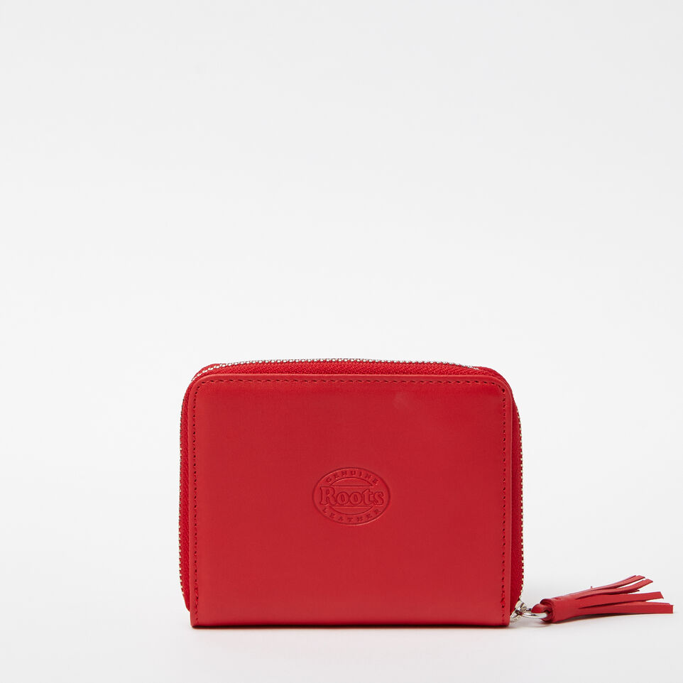 Roots-undefined-Small Tassel Wallet Bolzano-undefined-C