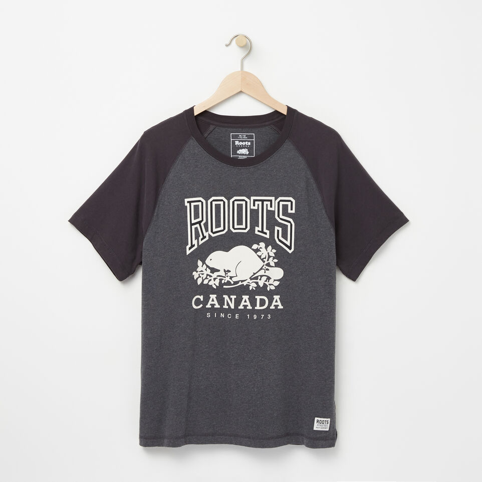 Roots-undefined-T-shirt style baseball RCC-undefined-A