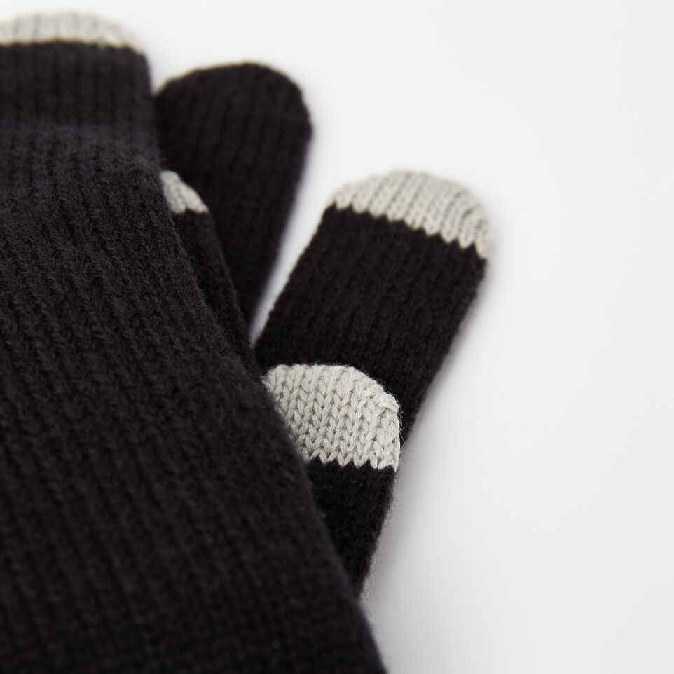 Roots-undefined-Mens Touch Screen Glove-undefined-D