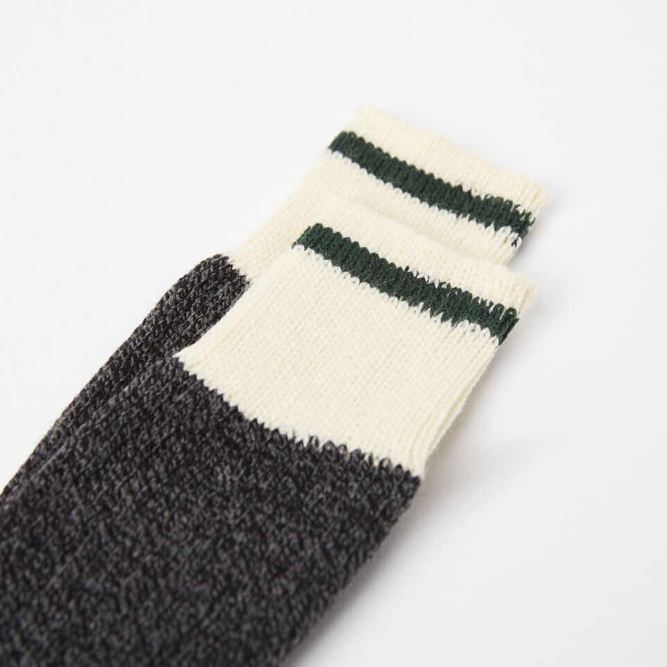 Roots-undefined-Mens Pop Cabin Sock 2 Pack-undefined-B