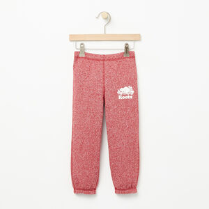 Roots-Kids Bottoms-Toddler Slim Roots Sweatpant-Lodge Red Pepper-A