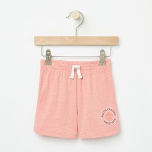 Roots-Kids Bottoms-Toddler Lucy Shorts-Peach Blossom-A