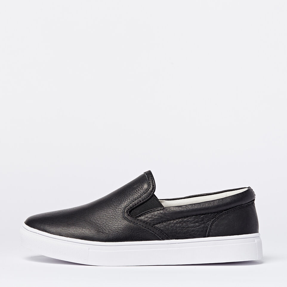 Roots-undefined-Mens Slip On Leather Sneaker-undefined-A